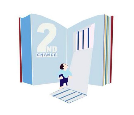 2nd Chance Books for Prisoners